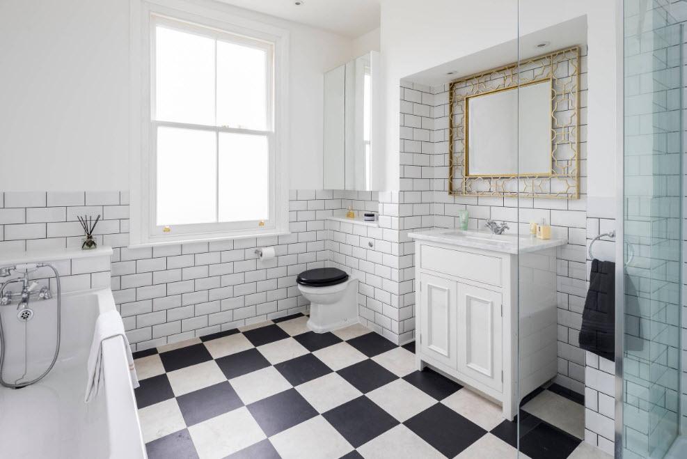 Красивые ванные комнаты: современный, практичный и эстетичный интерьер