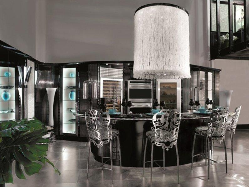 Кухня в стиле модерн - тренд 2016 года