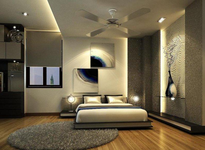 Дизайн спальни лучшие идеи 53