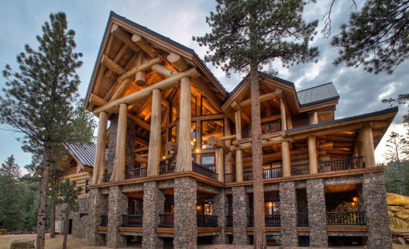 дом из дерева кедра цена коллекционируете