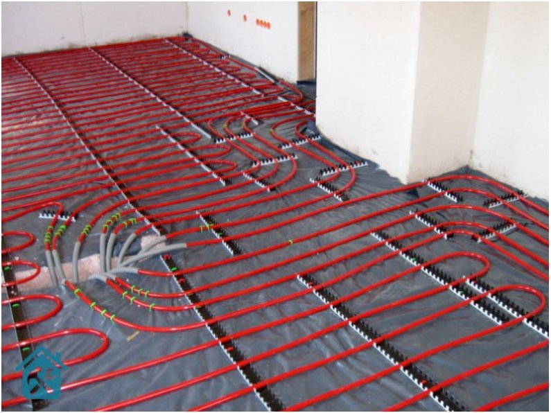 Теплый пол электрический под линолеум монтаж